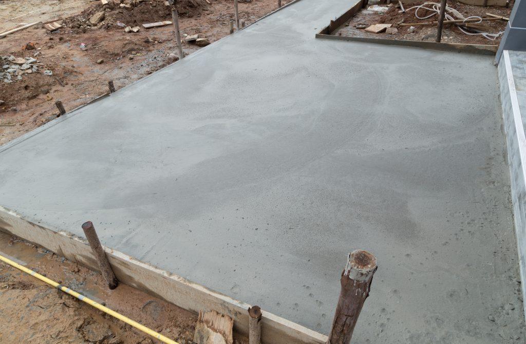 concrete additions tulsa ok concrete flatwork porch installation