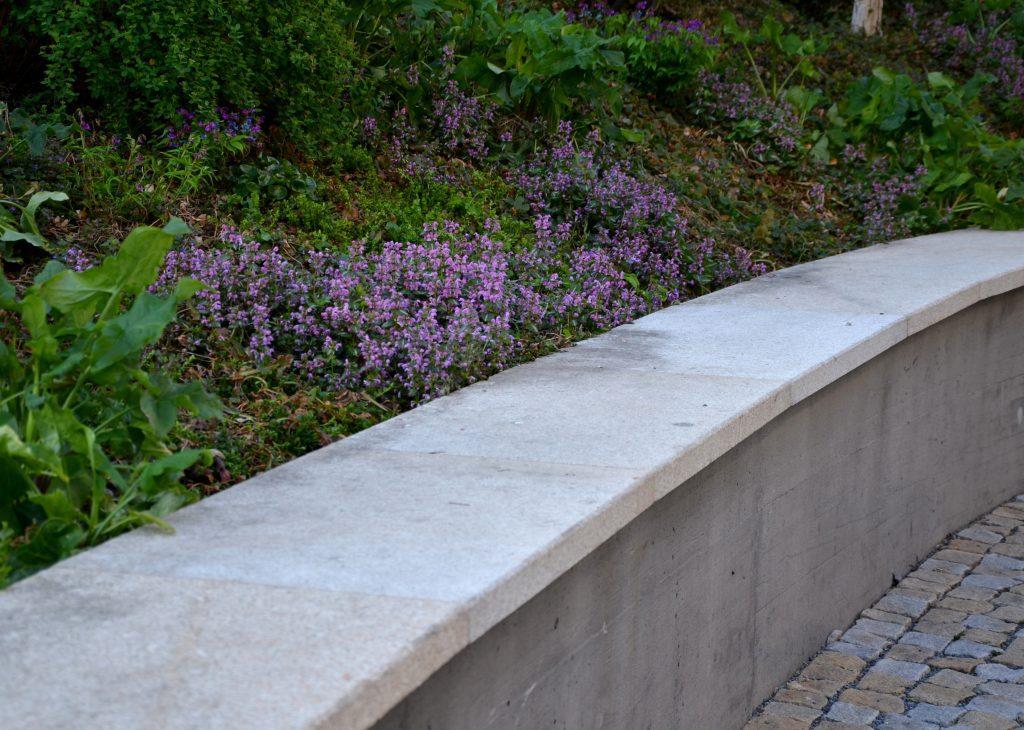 retaining wall installation concrete business tulsa