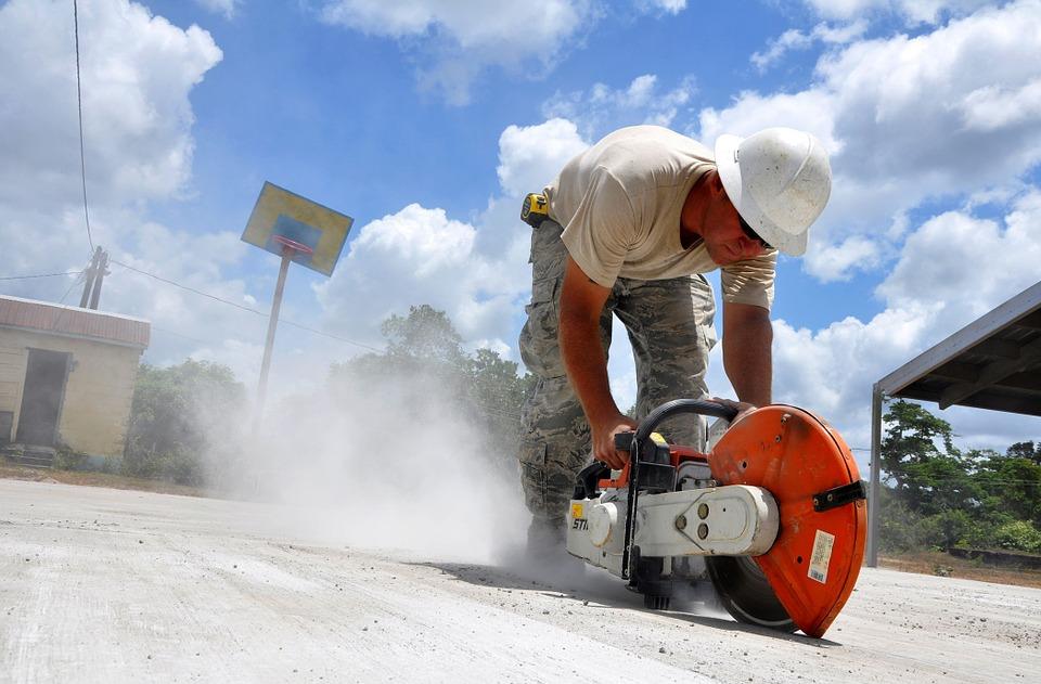tulsa concrete professional business concrete slab installation flatwork driveway sidewalk
