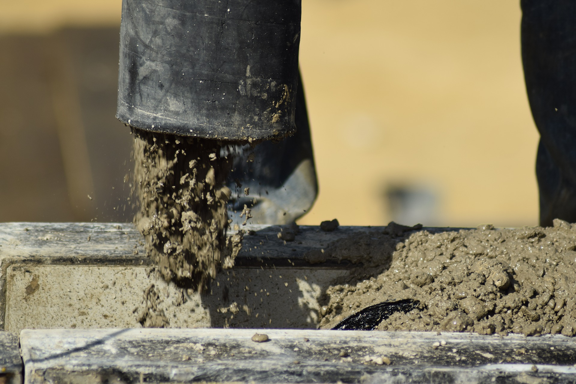 concrete pour tulsa ok foundation slab pour driveway